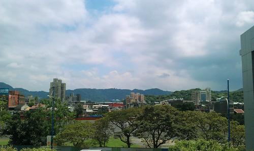 Skyline - 20120618 by 我是歐嚕嚕 (I'm Olulu...)