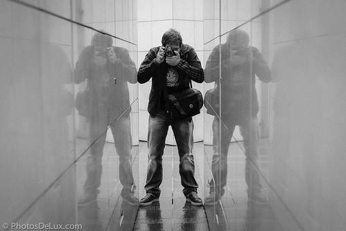 Paris Photographer Reflections - Fuji X-Pro 1