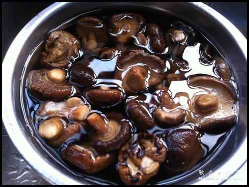 Mushroom 冬菇