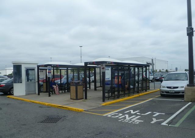 Nj transit bus station new york