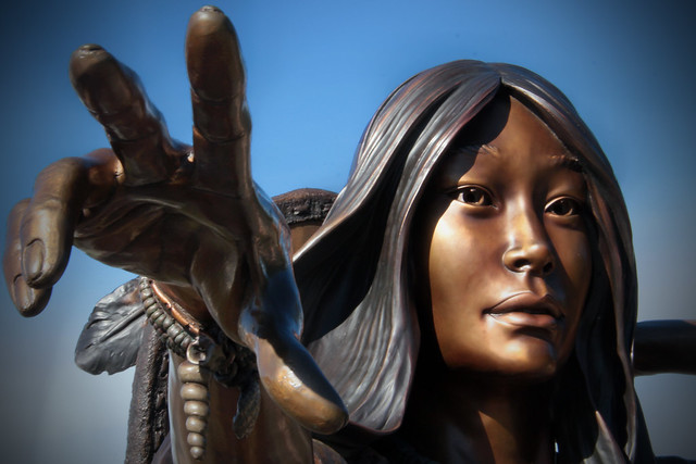What sacagawea means to me