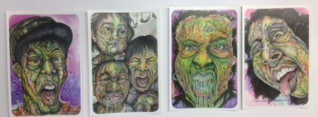 zombie stickerpack4 moo cards