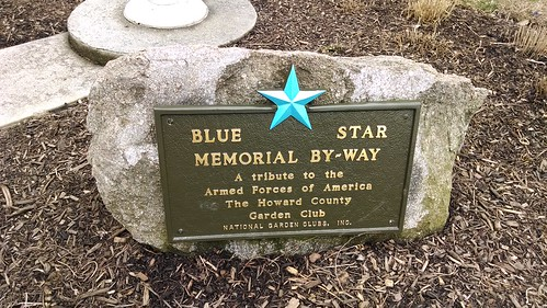 Blue Star Memorial By-Way