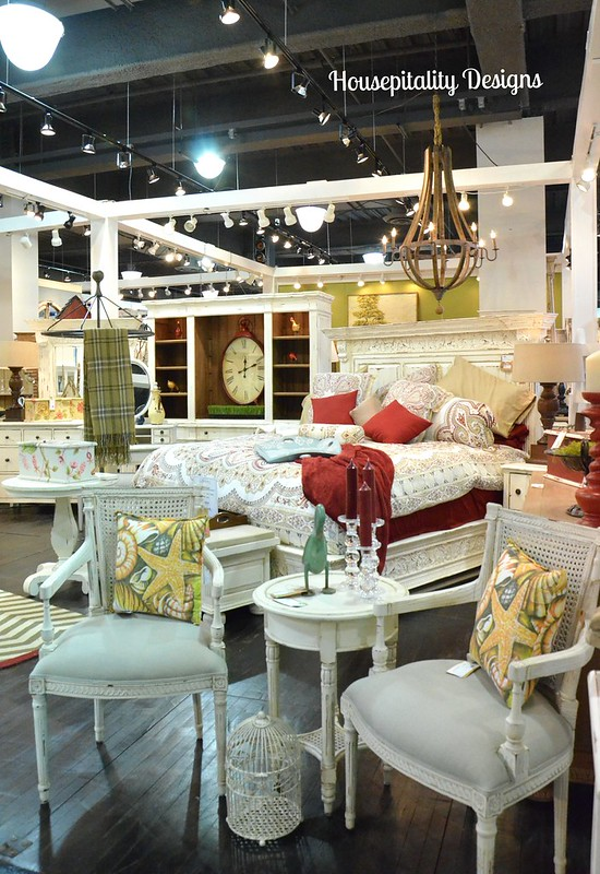 High Point Market Spring 2014 Bramble Showroom