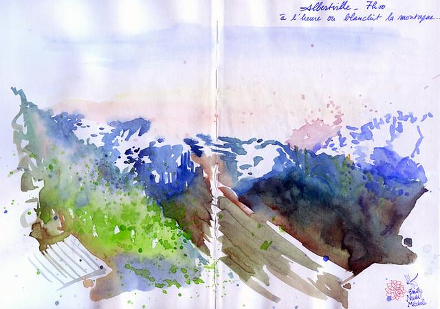 Grand-Bivouac-Marco-Polo-Paysage-matin
