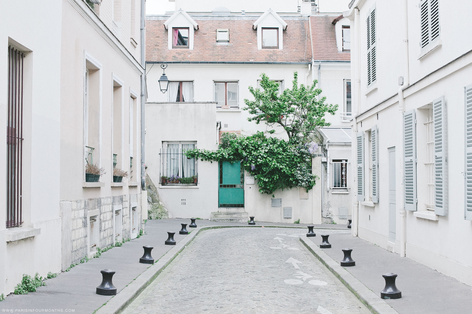 La Butte-aux-Cailles by Carin Olsson (Paris in Four Months)