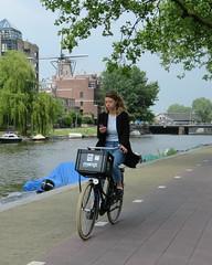 Amsterdam Oost Mauritskade Bike marqt
