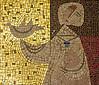 Sherover Villa Mosaic - Noah & Dove-Detail