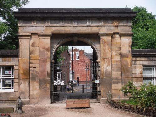 Sheffield General Cemetery, Gatehouse