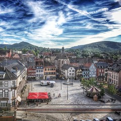 #Saverne, vue d'en-haut (2) • #new #igersfrance #alsace - Photo of Mittelbronn