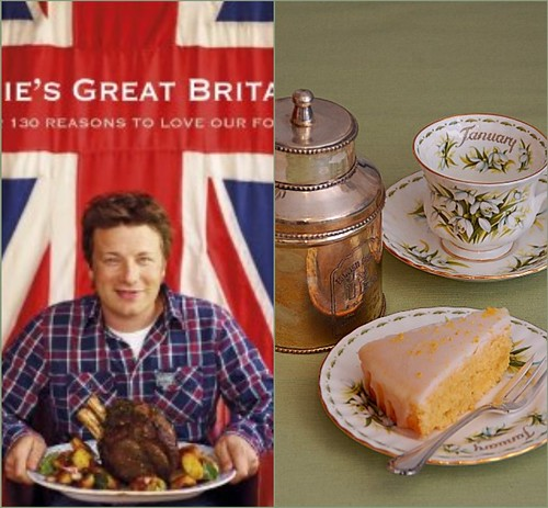 Jamie Oliver collage