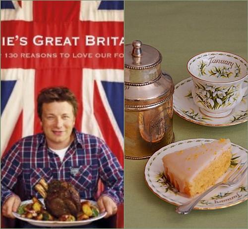 Jamie Oliver collage