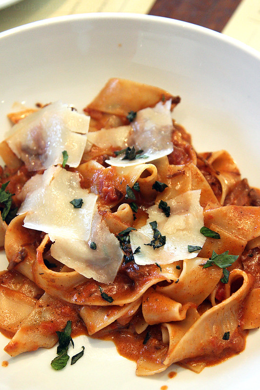 Draft Pappardelle
