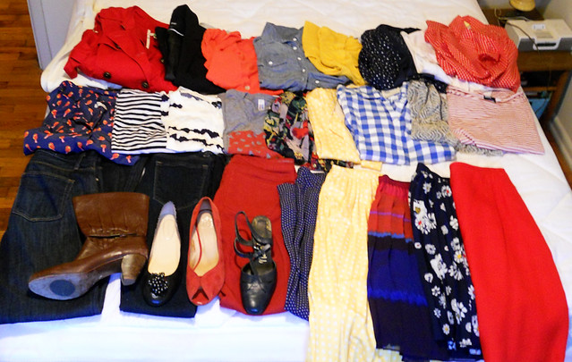 30 items
