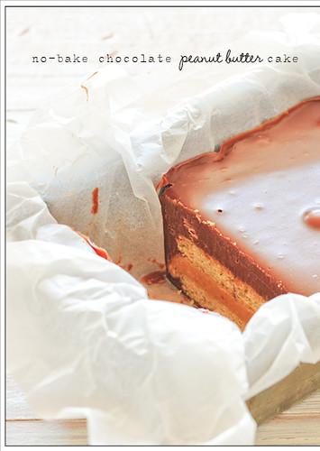 chocolate peanut butter cake6