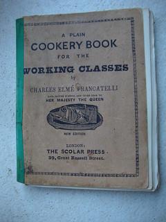 Victorian Cook book