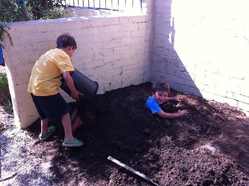 Burying Finn