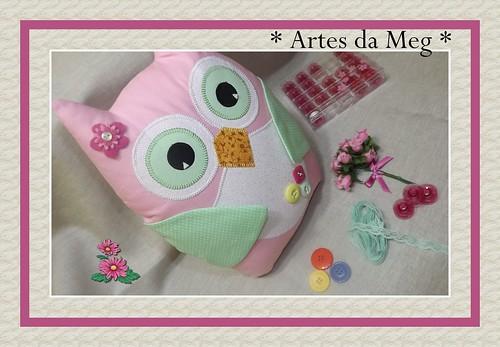 CORUJANDO by * Artes da Meg *