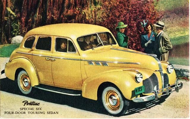 Pontiac Touring Sedan