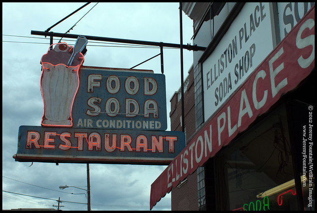 Elliston Place Soda Shop (Nashville)