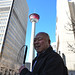 Hirosan at Calgary Tower by pokoroto