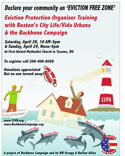 Eviction Free Zone - NW Training