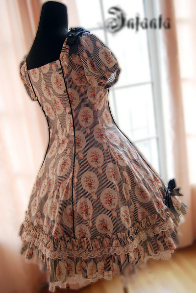 Infanta_Charlotte_A_Line_Lace_Up_Lolita_Dress_1