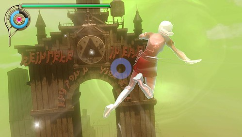 Gravity Rush for PS Vita: Kat Military