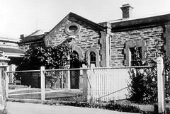 Cowan street police station