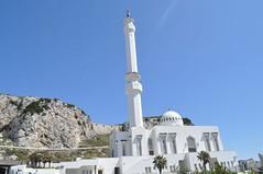 Una mesquita al Europa Point