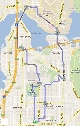 Today's awesome walk, 6.57 miles in 2:10 by christopher575