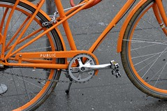 empirestatefuture posted a photo:	Like its people, Seattle's bikes come in all shapes and styles