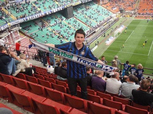 Frank Neve, Inter Milan