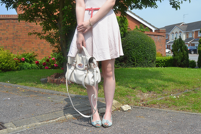 daisybutter - UK Style and Fashion Blog: what i wore, style challenge, stylecompare, metallics, SS12