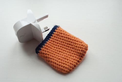 Mu plug with Mu sock