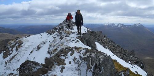 Sgurr nan Ceathreamhnan (1151m)