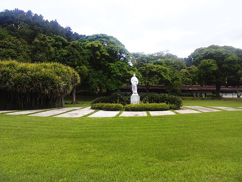 Estatua de Bolívar