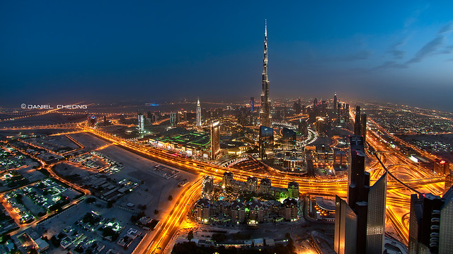 The Veins Of Dubai #12