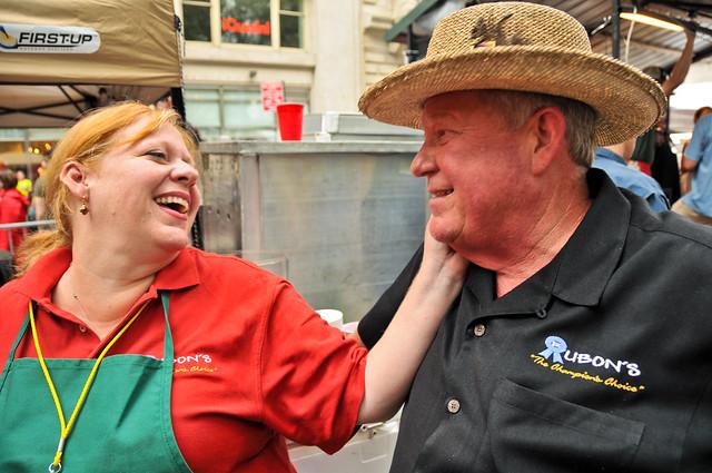 Big Apple BBQ Block Party 2012