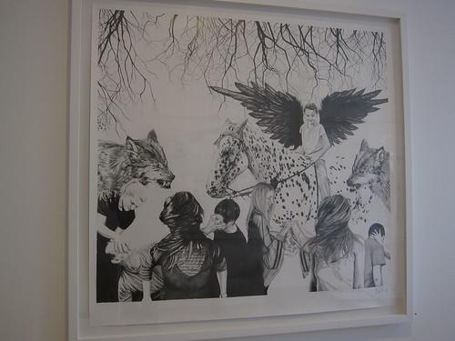 Work by Margreta Stølen
