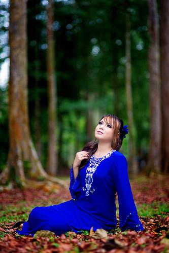 無料写真素材, 人物, 女性  アジア, 人物  森林, マレーシア人