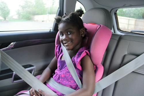 Child Car Seat Safety PSA April 18, 2012 1