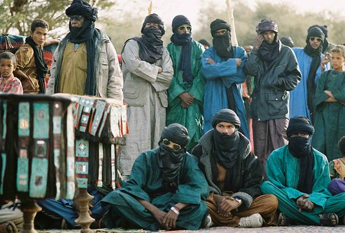 The Tuareg wait to be heard