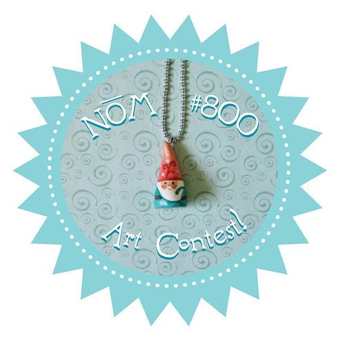 NOM800 art contest