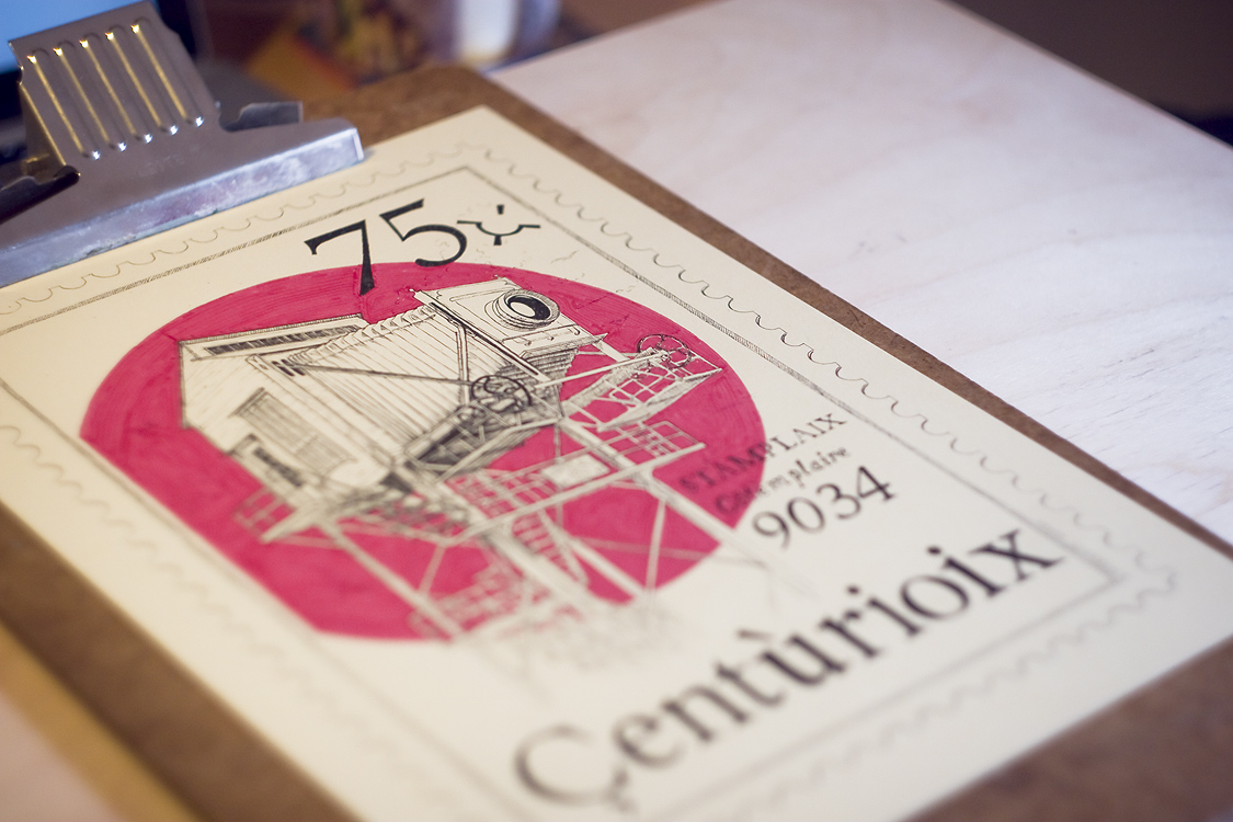 Centurioix details II