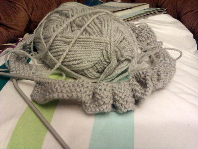 Hudson Bay Blanket Knitting Pattern : Hudson Bay Blanket Flickr - Photo Sharing!