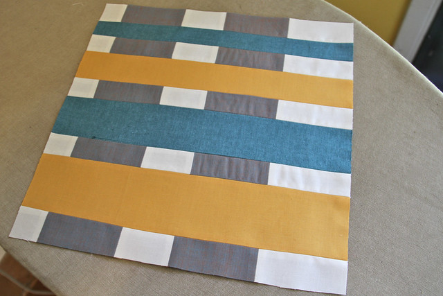 Sew, Mama, Sew Modern Block of the Month - May