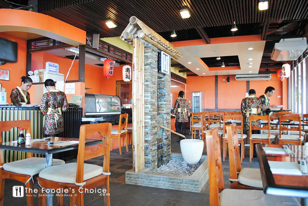 Hamada Authentic Japanese Restaurant Iloilo