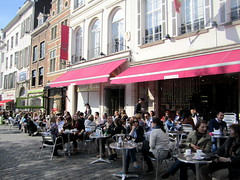 Cafe Wittamer