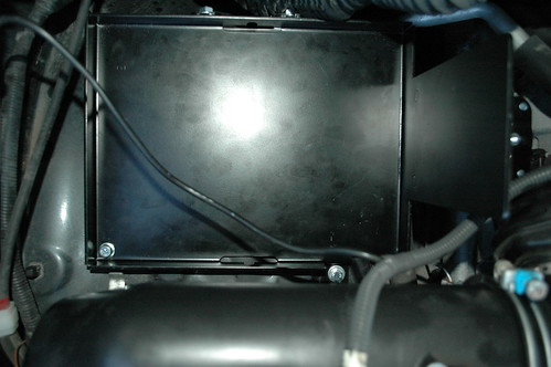 Replace Airbox Lid and Ground Wire